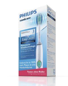 Philips Sonicare EasyClean Schallzahnbürste HX6510/22 Test